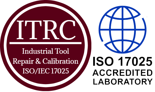 Industrial Tool Repair and Calibration - ITRC - ISO 17025